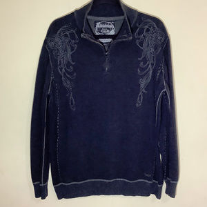 Buckle Black Label Athletic Fit Sweater